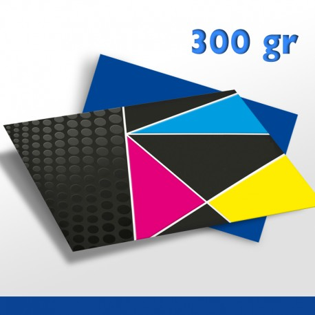 Cartes De Visite 300 Gr Avec Vernis UV Selectif